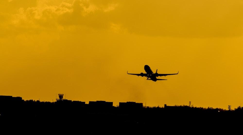 die meistgeflogenen Flugrouten der Welt