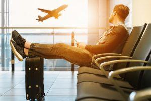 günstiger fliegen - mit handgepäck reisen