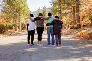 Leben in Mexiko Familie